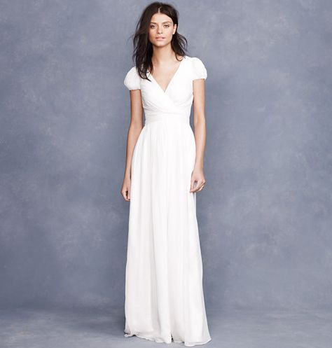 85 best wedding dresses minimalist images on pinterest for J crew beach wedding dress