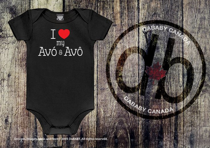 Excited to share the latest addition to my #etsy shop: I Love My Avó & Avô Toddler T-shirt, Portuguese Grandma and Grandpa, I Love My Avó and Avô bodysuit, Trendy Toddler Grandparent Tshirts http://etsy.me/2CNQ6hg #clothing #children #babygirlclothing #babyboyclothing