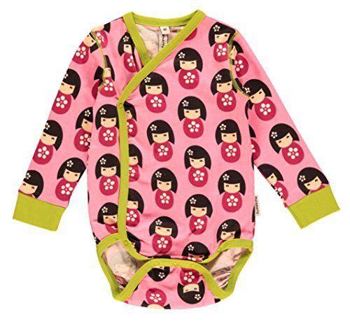 MAXOMORRA Baby Mädchen Wickel-Langarm-Body Doll Puppe Rosa Biobaumwolle GOTS, http://www.amazon.de/dp/B01DQ0OKXI/ref=cm_sw_r_pi_awdl_xs_Bwq5ybCHSQ8ZS