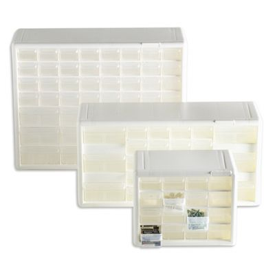 Multi-Drawer Storage. I think I need this for my crafts, until I can afford the Best Craft Organizer cabinets.