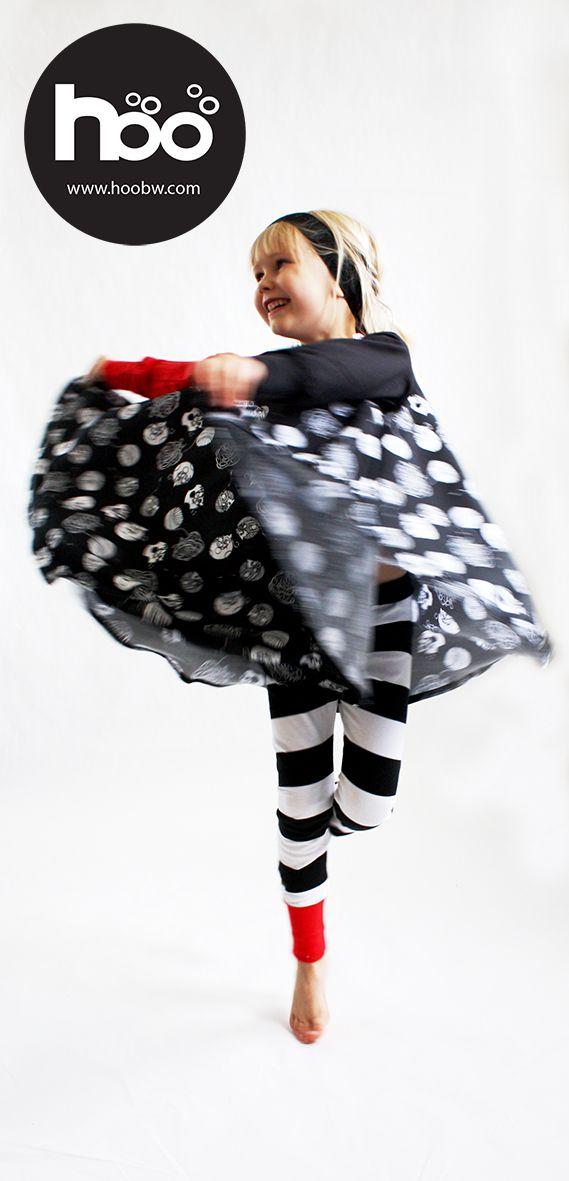 Höö aw2014 Kissa the Kitta Cat Miialiina -dress & Oiva-Olivia -leggings