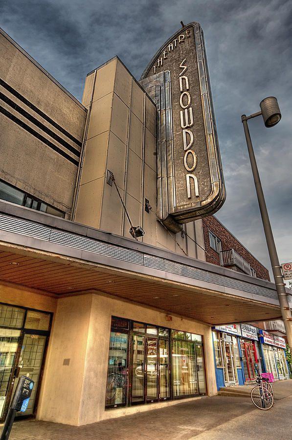 Théâtre Snowdon - Google Search
