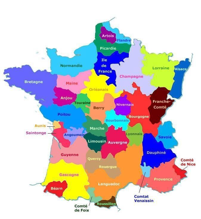 Pin By Francine Lataille On Genealogie Provinces Of France World Thinking Day France