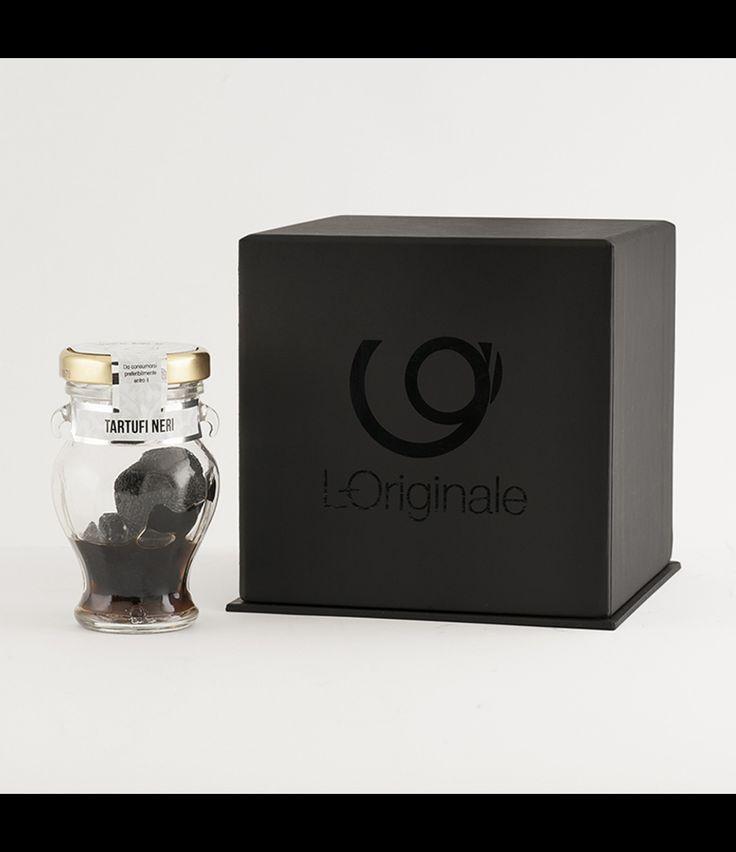 L-Originale - Black Truffles - Truffle - Collection | L-Originale