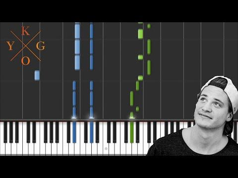 Kygo - Stole The Show feat. Parson James - Piano Tutorial + SHEETS - YouTube