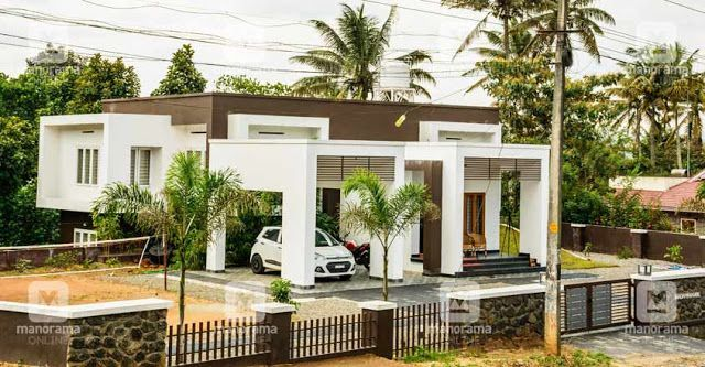 Design Discover In 2020 Beautiful House Plans Kerala House Design Modern House Design