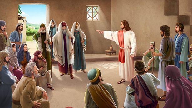 ¿Por qué el Señor Jesús maldijo a los fariseos? ¿Cuál exactamente es la esencia de los fariseos? | Evangelio del Descenso del Reino #LaPalabraDeDios #ElReinoDeDios #LaObraDeDios #LaVozDeDios #LosÚltimosDías #ElAguaDeVida #ConocerADios