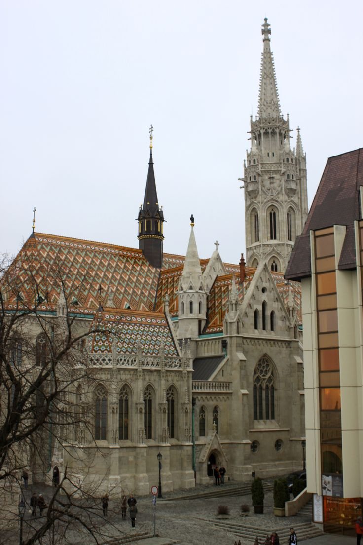 Matthias Church, Budapest, Hungary. Photo: Ida-Liina Huurtela