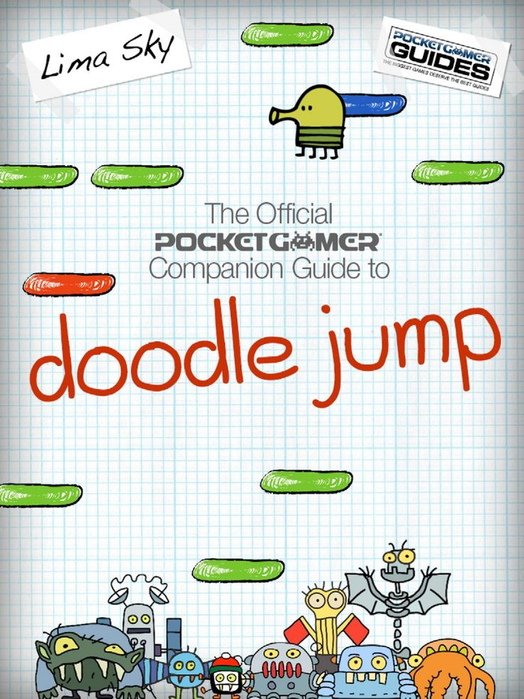 You can now get our official Doodle Jump Companion Guide on your iPad - http://www.pocketgamer.co.uk/r/iPad/The+Official+Pocket+Gamer+Companion+Guide+to+Doodle+Jump/news.asp?c=52748