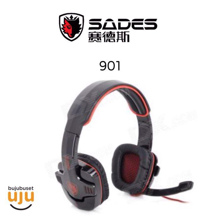 Sades 901 (black/red) IDR 279.999