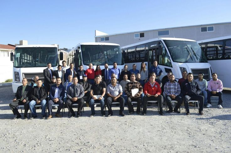 Inició capacitación para conductores de transporte público