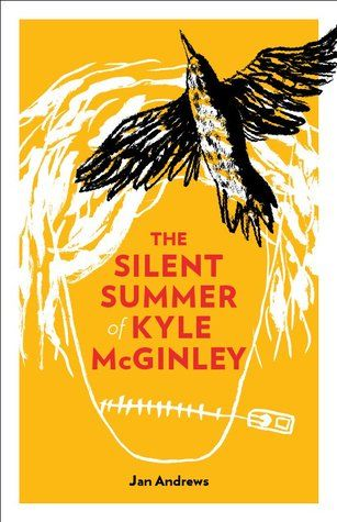 F AND The Silent Summer of Kyle McGinley. When no one listens, what's the point of talking? Fed up with being shuttled from one foster care home to another, Kyle McGinley has stopped speaking. But at the home of Scott and Jill Wardman, with the help of a crow, a swamp and an excess of black paint, he begins to think that maybe, just maybe, life could be better.