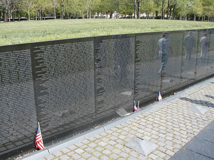 Vietnam War Memorial Washington DC