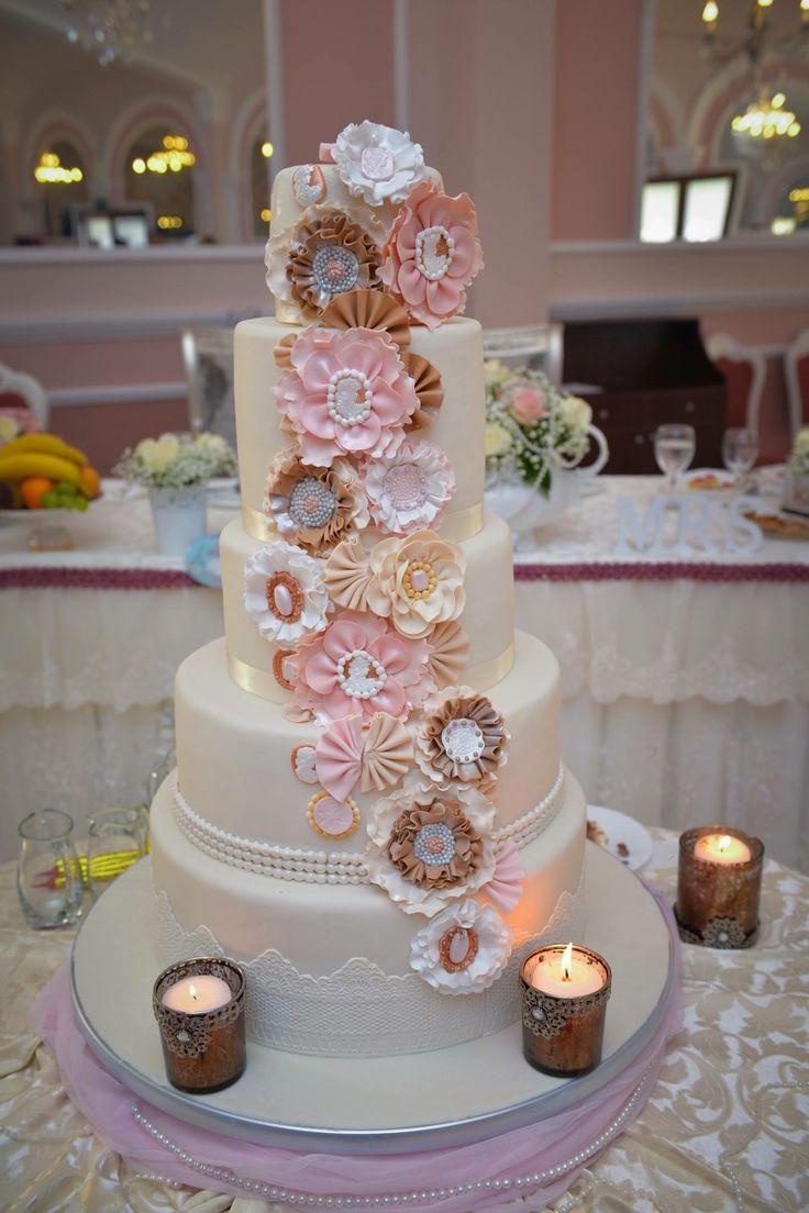 Wedding {Sergiu & Diana} 16 august 2015 Cake