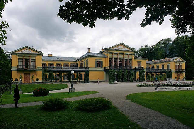 Bad Ischl - Kaiservilla by Arnim Schulz, via Flickr ~ Ischi, Upper Austria