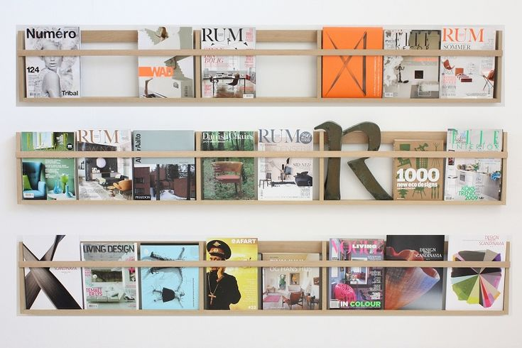 .I love magazines and this is a simple one to make and display my magazines... Need to finish projects I am working on...
