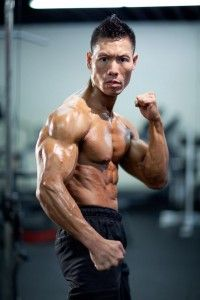 "Chinese Hercules: David ""Bolo Jr."" Yeung - ItsaMansLife.com"