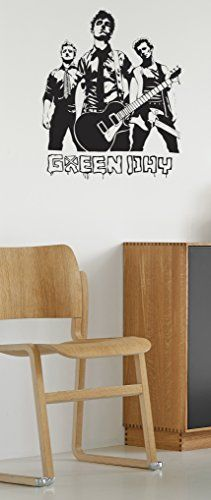 Green Day Wall Sticker Vinyl Transfer Decal 600 x 500mm V... https://www.amazon.co.uk/dp/B071VT93ZS/ref=cm_sw_r_pi_dp_x_ILOnzbE4SQ1ND
