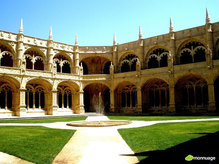 #Portugal, 15 endroits qu'il ne faut absolument pas rater - via Huffington Post 09.08.2015 | En effet le pays regorge de paysages à couper le souffle et possède également quelques monuments religieux et historiques incontournables que nous avons décidé de lister ici pour vous aider à ne rien manquer lors de votre découverte du Portugal. Photo: Monastère des Hiéronymites, Lisbone