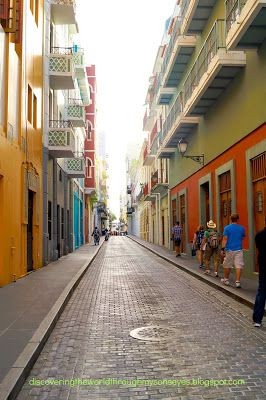 """Our Son's First """"Real"""" Spanish Immersion Trip to Puerto Rico"""