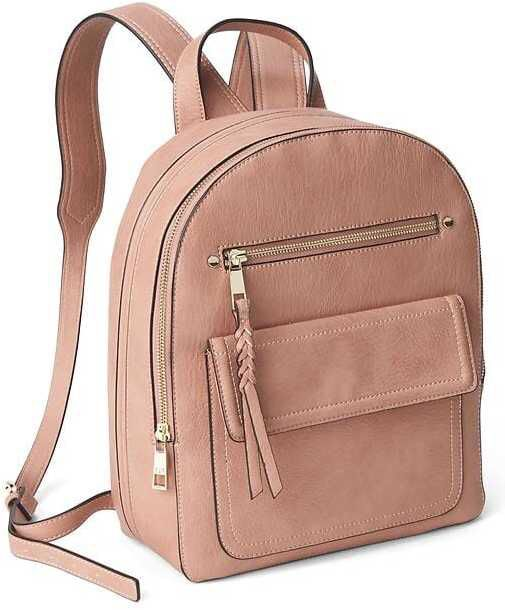 e10dec7725a Dome backpack Cute Leather Backpacks