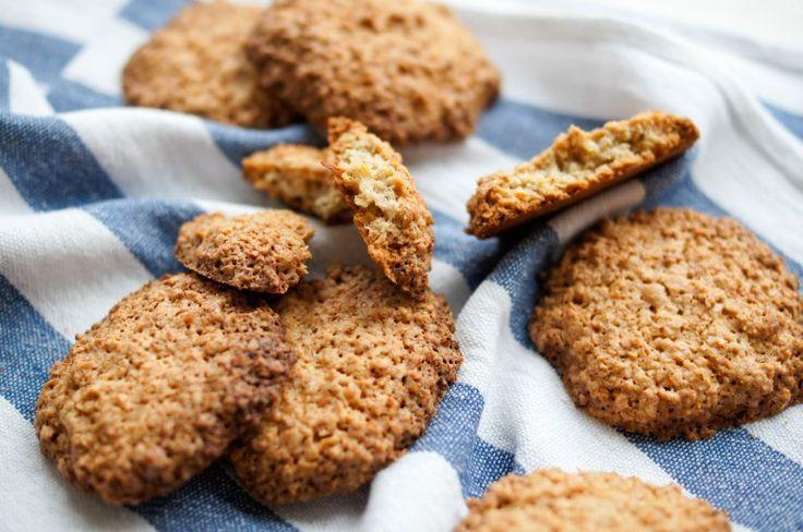 Быстрое овсяное печенье — chefbaker