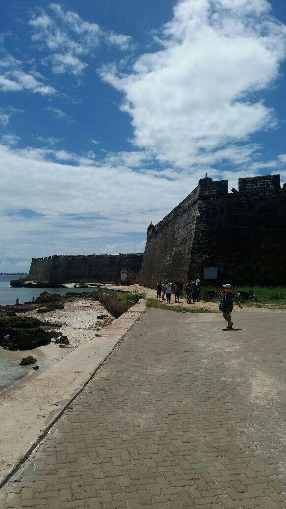 16th century Fort of São Sebastião