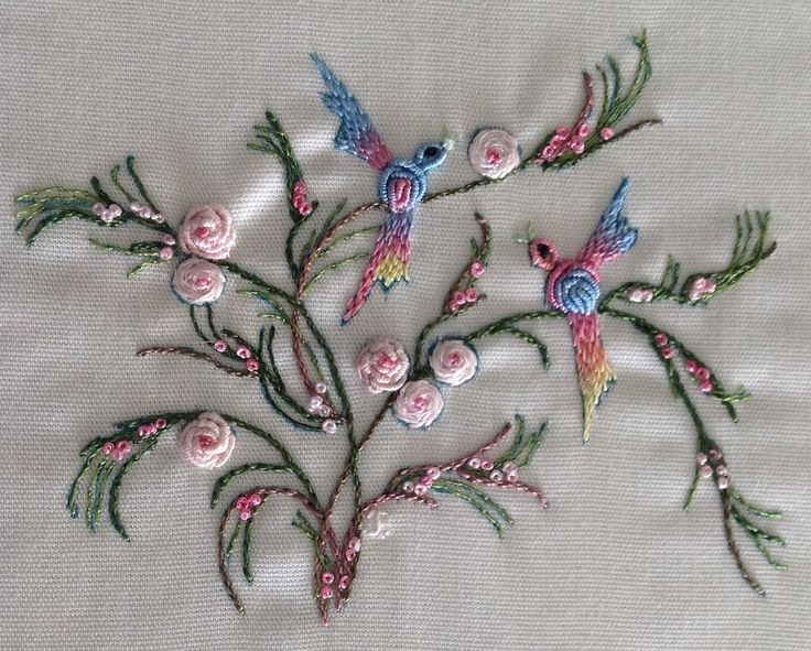 I ❤ brazilian embroidery . . . A Vintage Brazilian embroidery pattern. ~By Diana Maria Castro 2014
