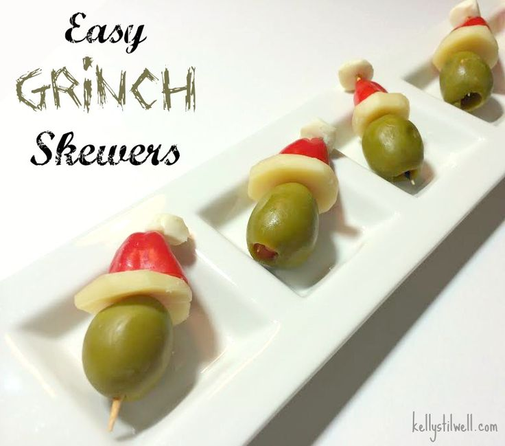 Easy Fun Christmas Appetizers Christmas Parties