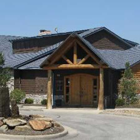 pole barns, blue canyon facade   Pole barn houses   Pinterest