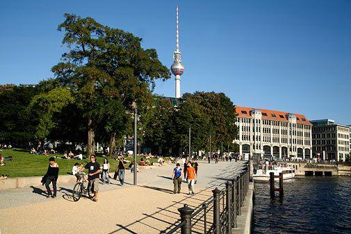 Hotspot der Artenvielfalt: In Berlin leben 20.000 Tier- und Pflanzenarten, darunter auch seltene (Foto von: travelstock44/LOOK-foto)