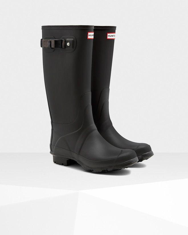 Women's Huntress Rain Boots -- size 8, $150