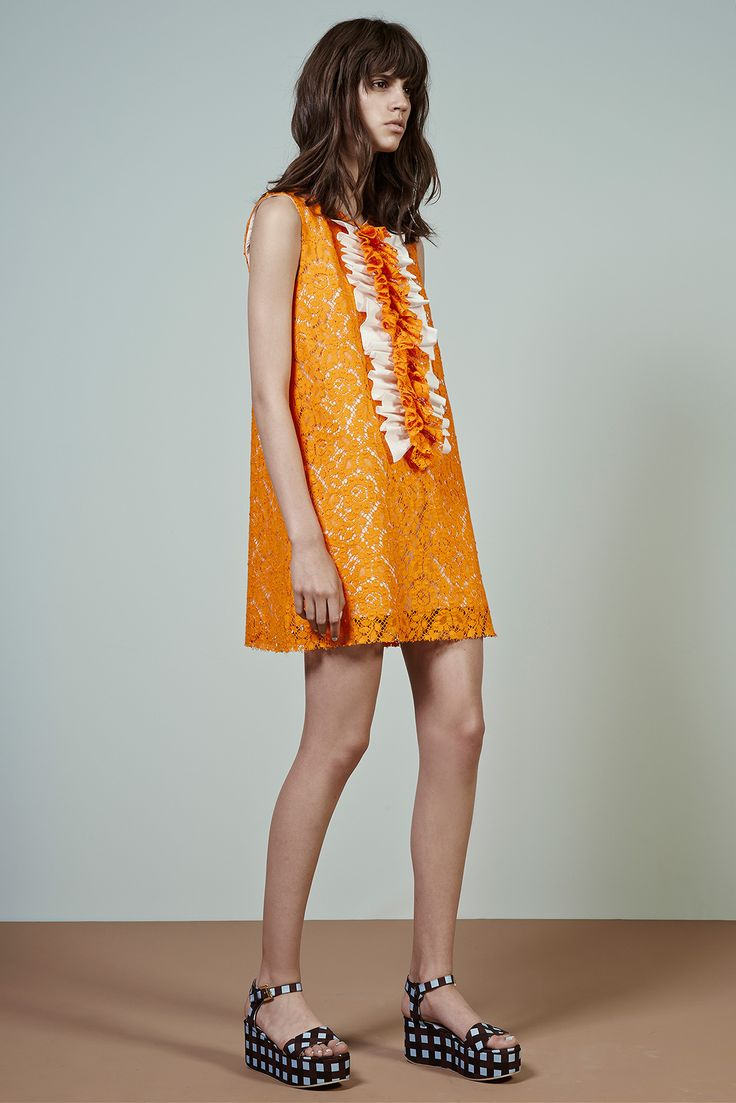 MSGM Resort 2015 - Collection - Gallery - Style.com