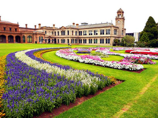 Stepping Back in Time at Werribee Mansion