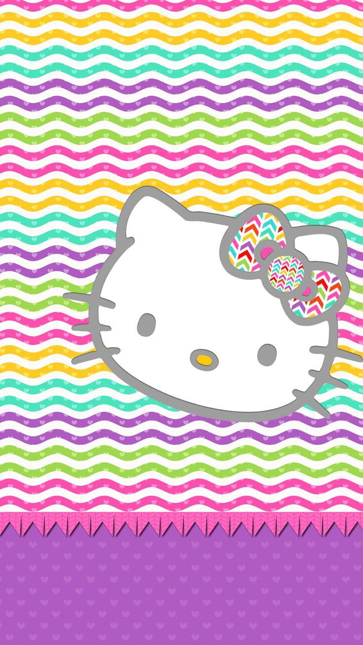 Hello kitty wallpaper   ⓚⓨⓣⓣⓨツ   Pinterest   Fondos