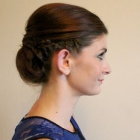 Kate Middleton inspired hair tutorial