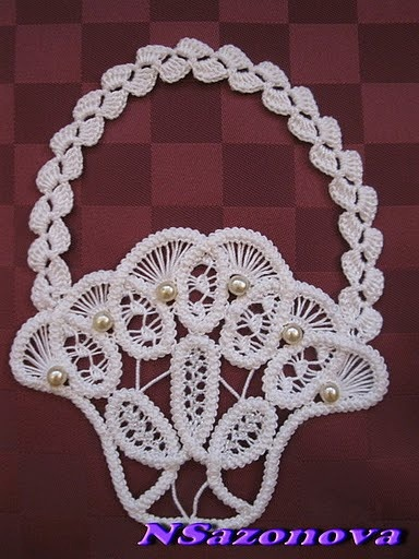 Blogi@Mail.Ru: Beauty Romanian lace.