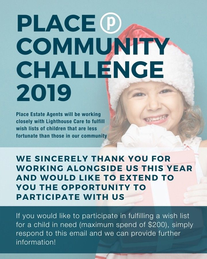 Spend 200 Or Less For Christmas 2020 Place Kangaroo Point making a difference in childrens lives