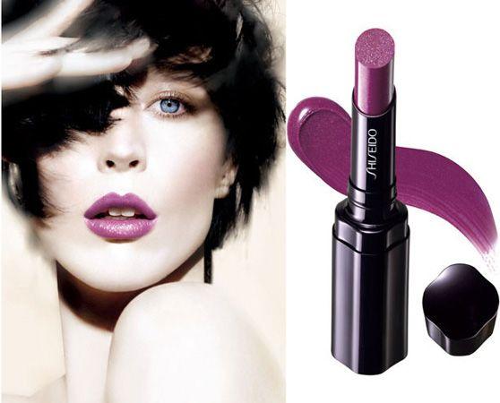 Shiseido   pretty magenta