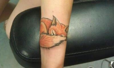 Oh .my baby fox. Completely love it