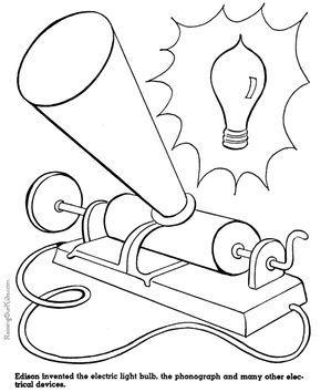 45 best Inventors Preschool Theme images on Pinterest