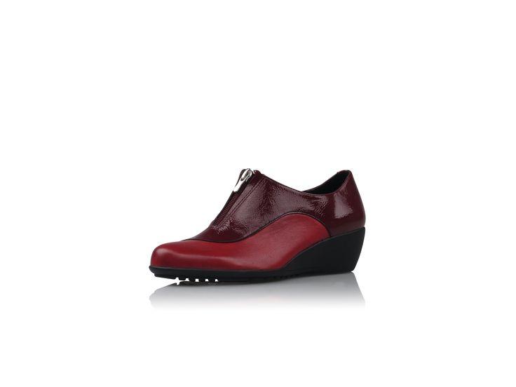 Zensu - Darling - Red Leather/Patent