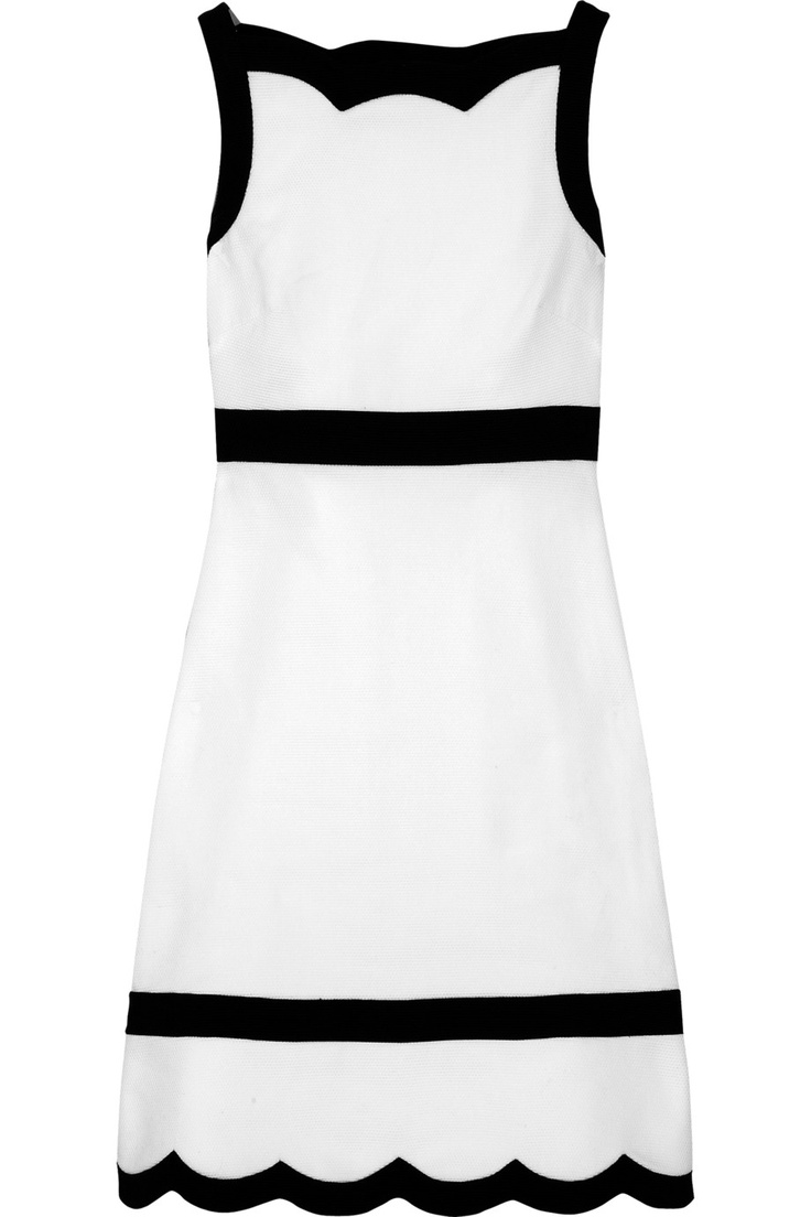 Dante pack black and white dresses