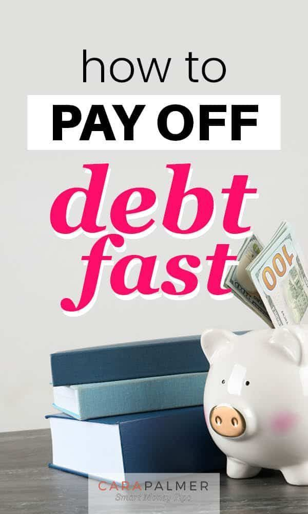 8 Tips To Pay Off Debt Fast In 2020 Debt Payoff Debt Managing Finances