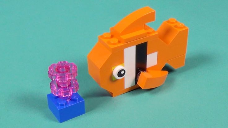 create your own lego instructions
