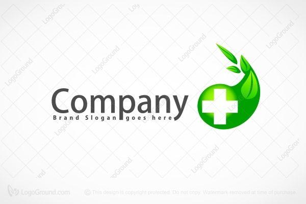 Logo for sale: Medidrop Logo