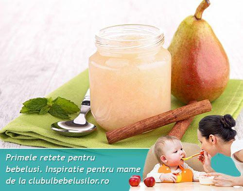 Budinca de amaranth si para pentru bebelusi de la 8-10 luni