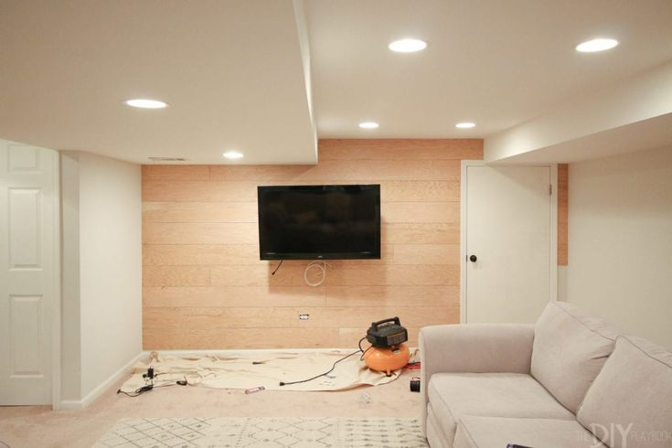 How To Install A Shiplap Wall: DIY Project