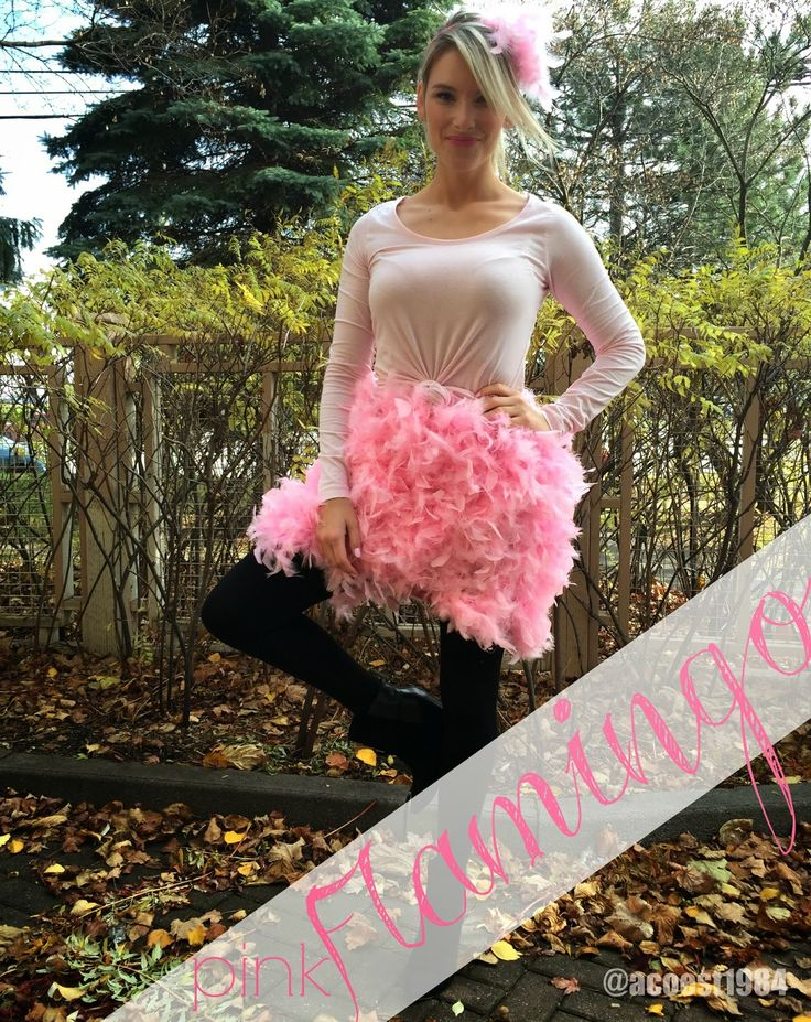 chrome hearts bag price DIY Pink Flamingo Halloween Costume A Co est