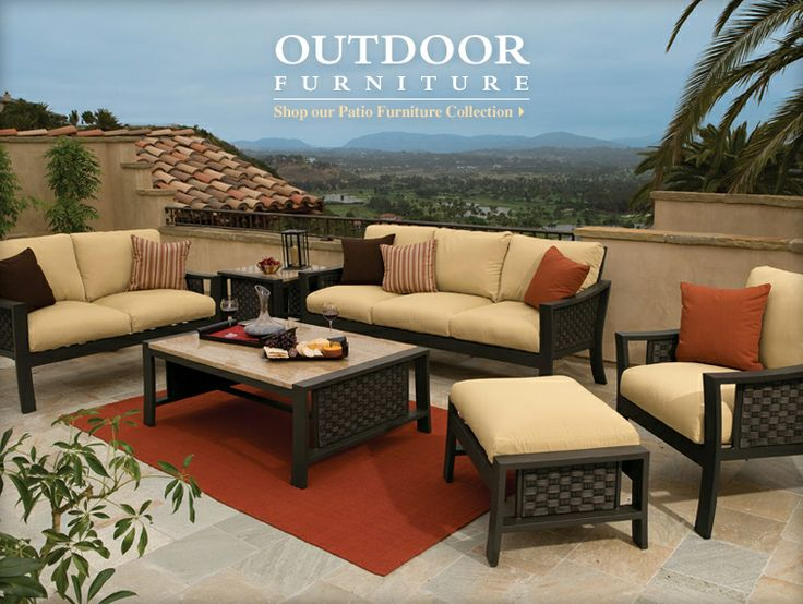 Outdoor roof patio seating furniture sets for small spaces